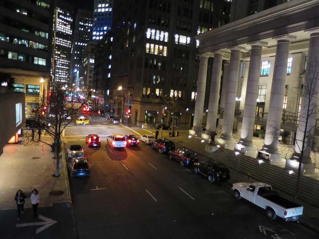 エンバーカデロセンターから見えた景色