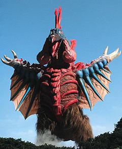 火山怪鳥 バードン