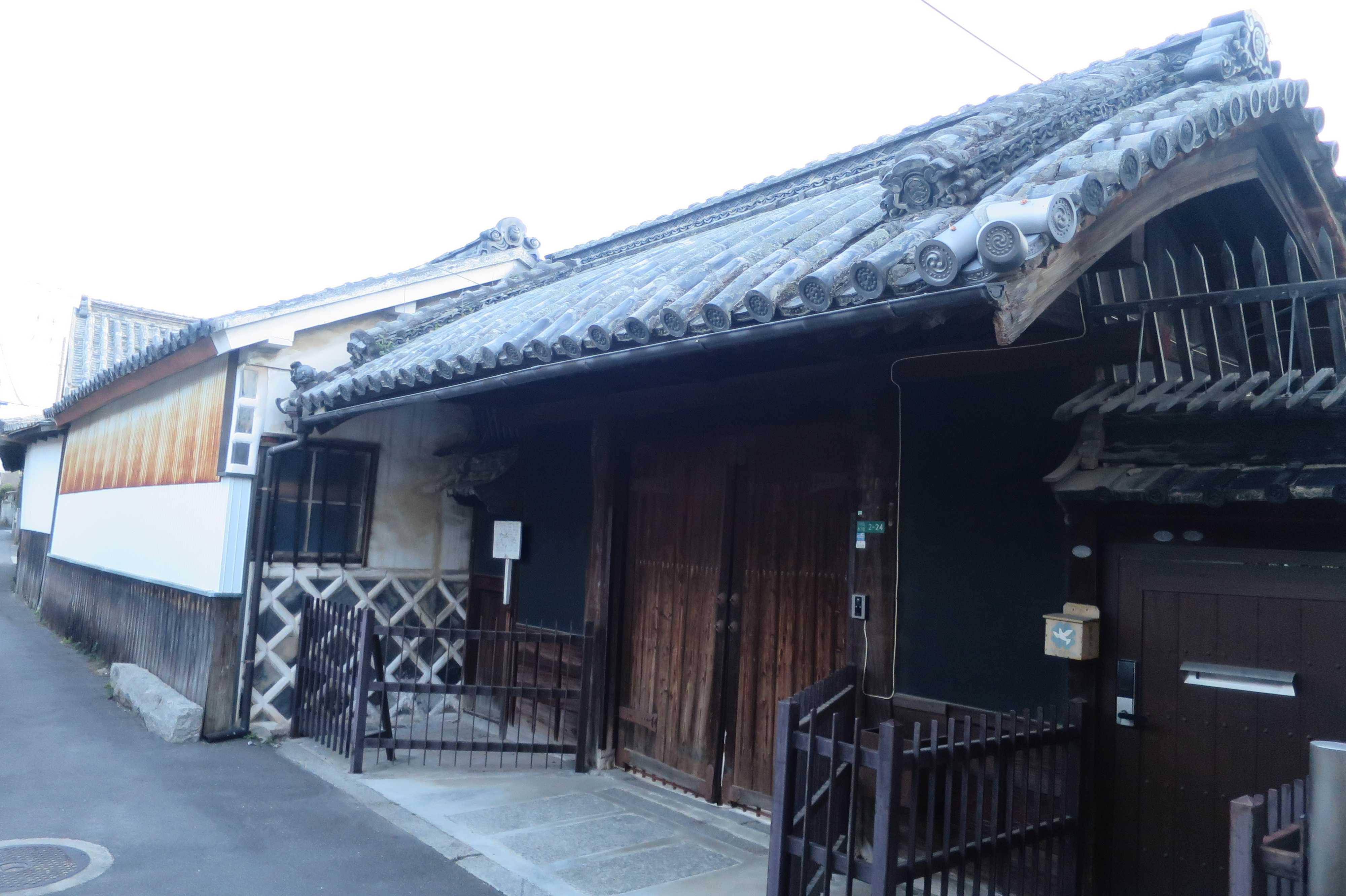 丸亀 - 古いお屋敷