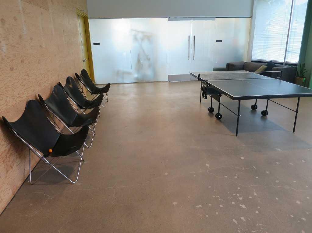EVERNOTE(エバーノート)本社のレクリエーションルーム