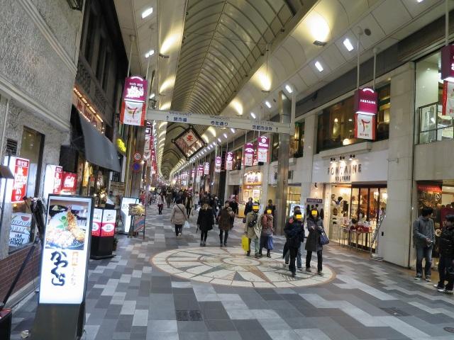 京都・寺町通り