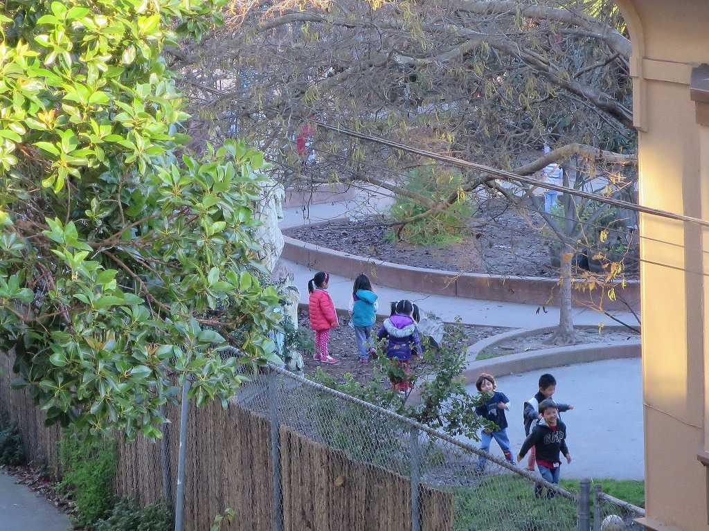 サンフランシスコ - 子供たちの遊ぶ姿