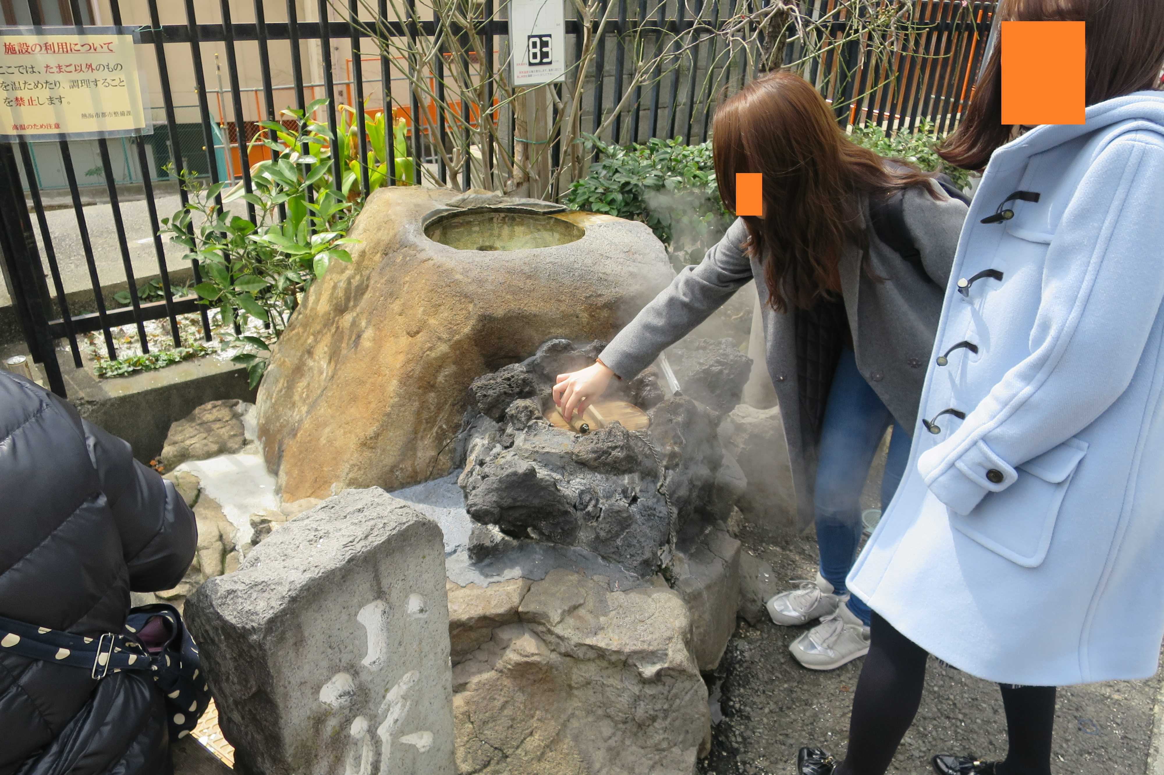 熱海七湯めぐり - 小沢の湯・平左衛門の湯(こさわのゆ・へいざえもんのゆ)
