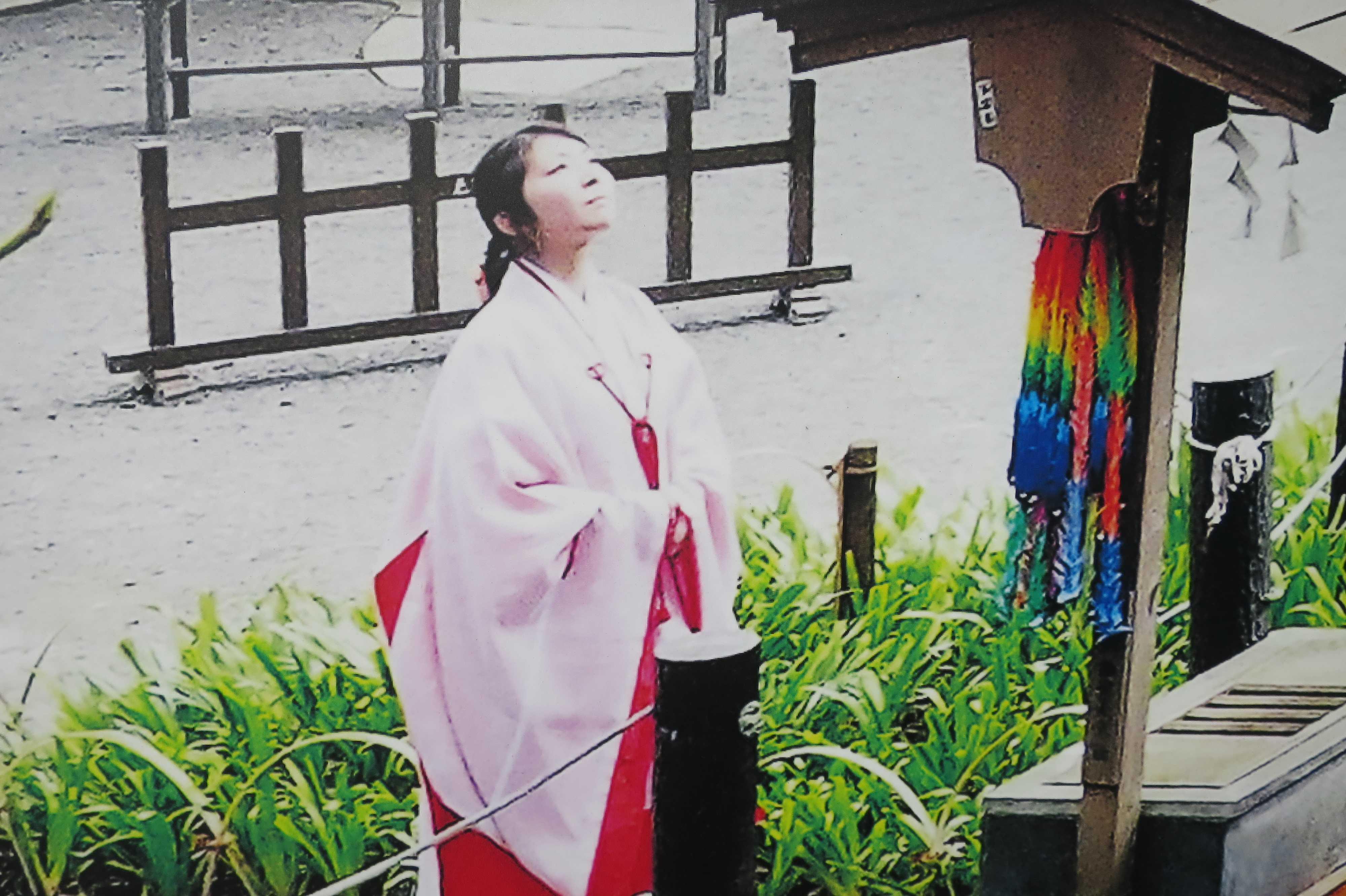 熱海 - 来宮神社 巫女萌え