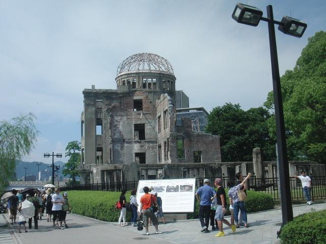 世界文化遺産・原爆ドーム