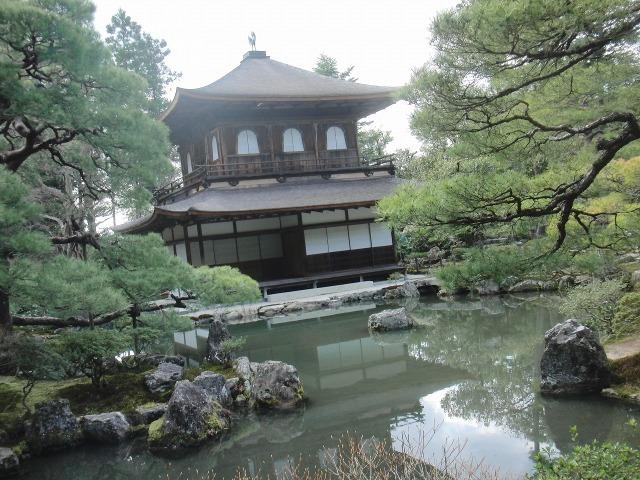 京都・銀閣寺(慈照寺)
