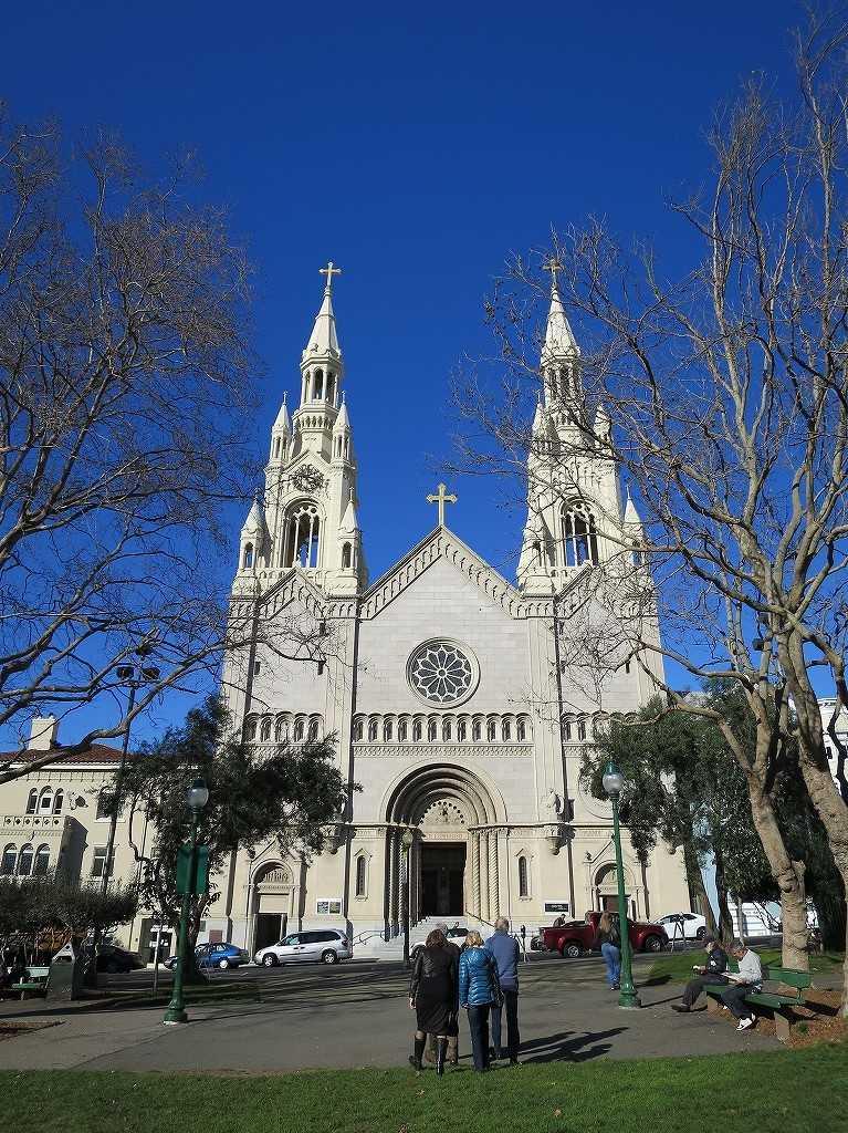 ワシントンスクエアの聖ペテロ&パウロ教会