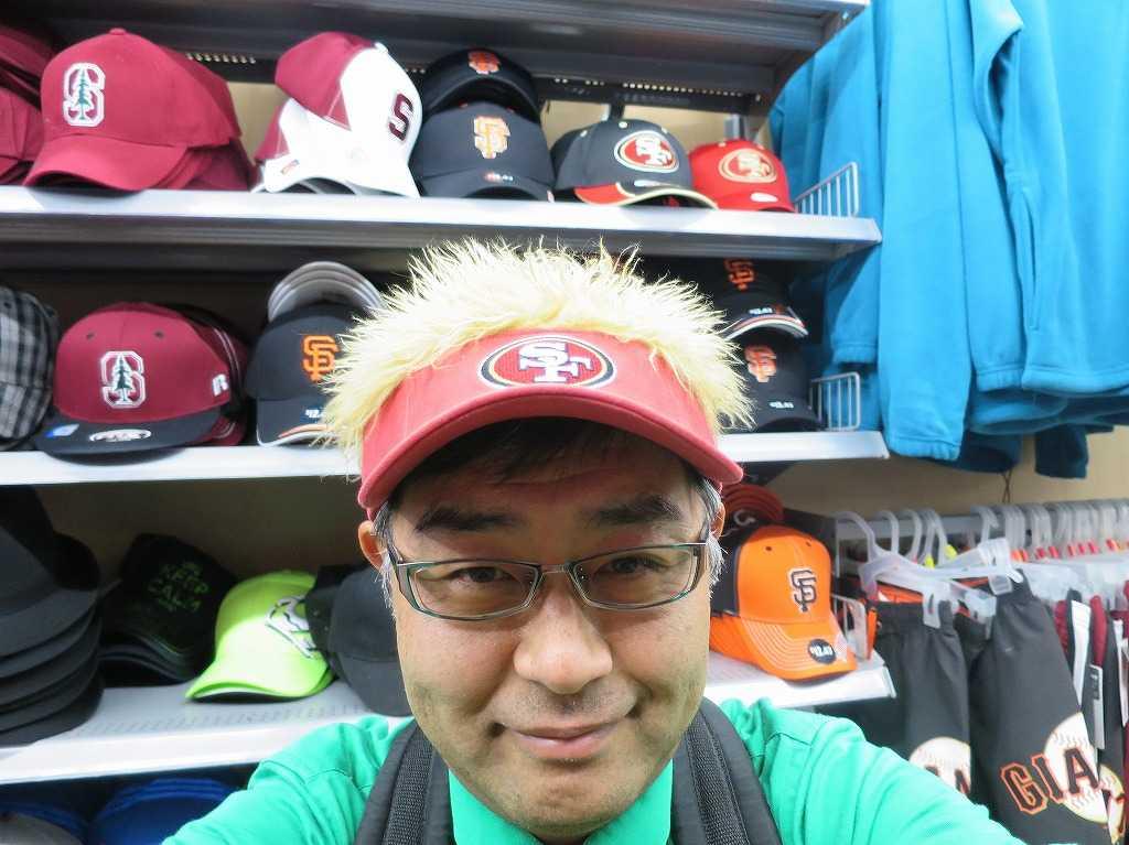 49ers(サンフランシスコ・フォーティナイナーズ)のカッコイイ帽子