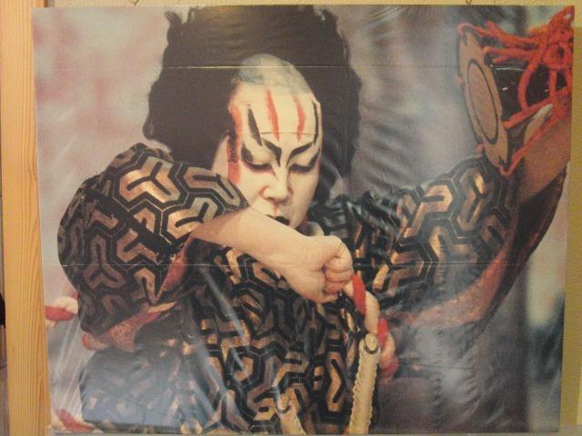 千葉之家花駒座の歌舞伎役者