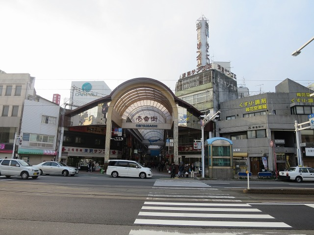 壱番街(OBIYAMACHI/帯屋町商店街)