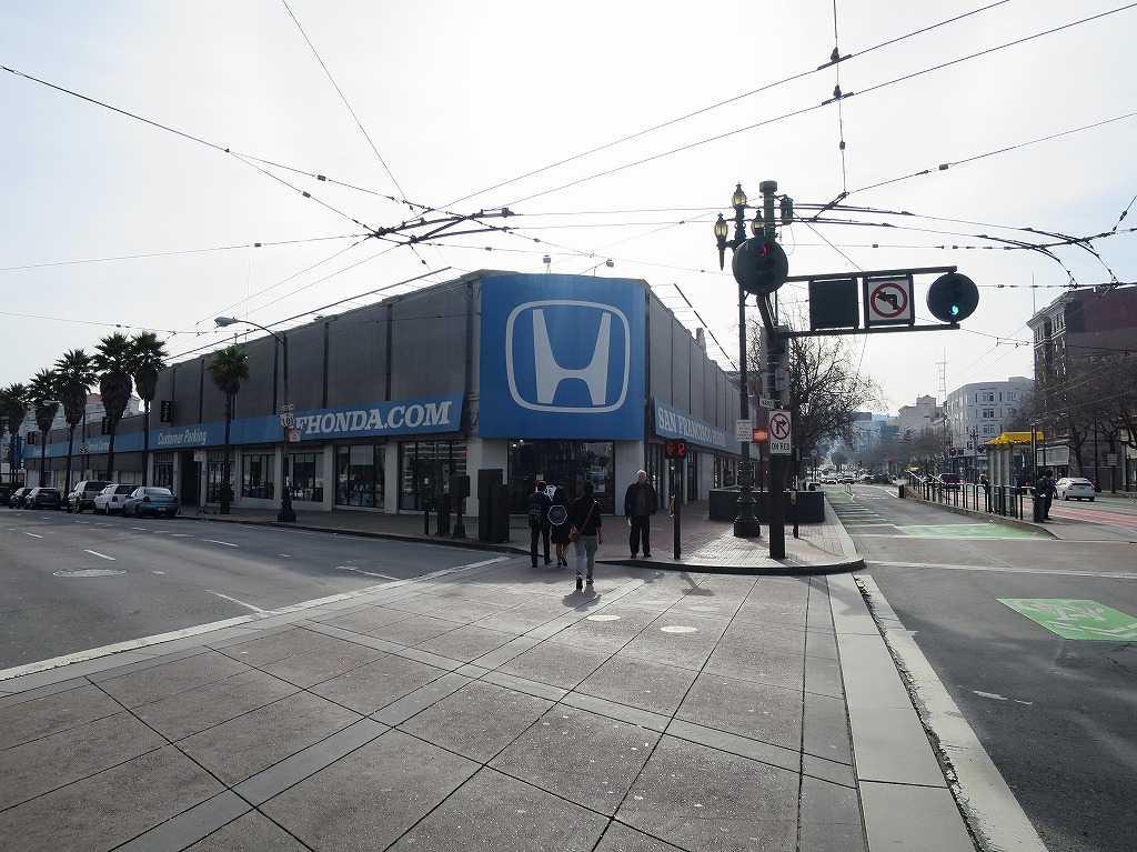 サンフランシスコ・ホンダ(San Francisco Honda)