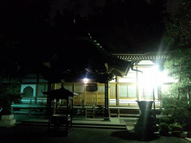月窓寺 本堂