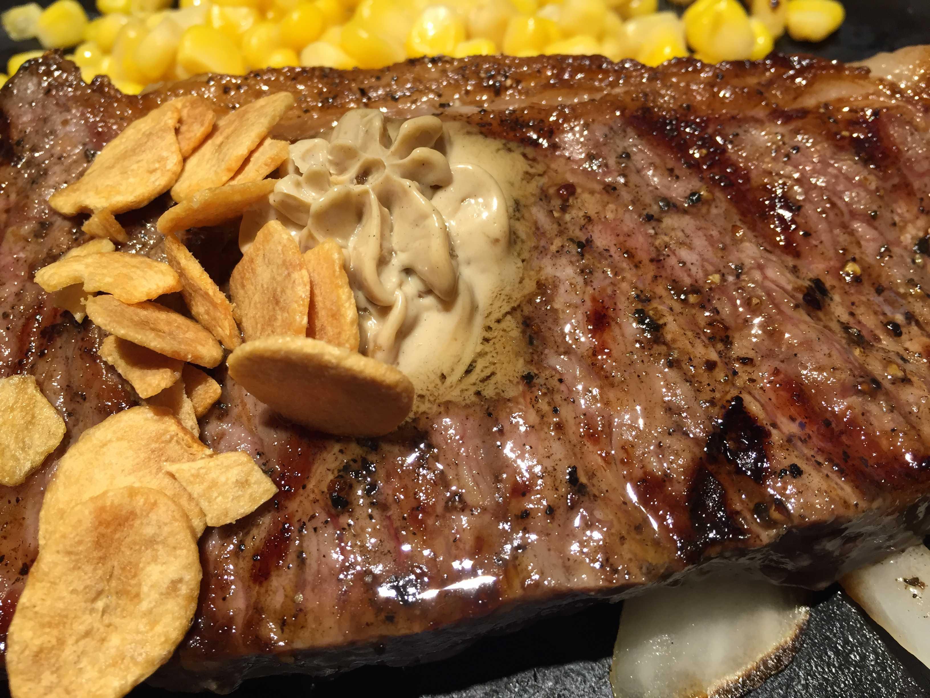 立ち食いステーキ