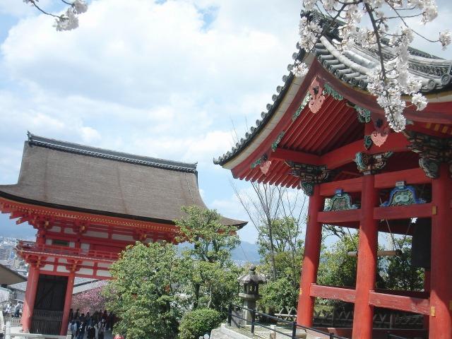 清水寺 赤門
