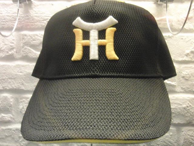 横浜隼人高校の帽子