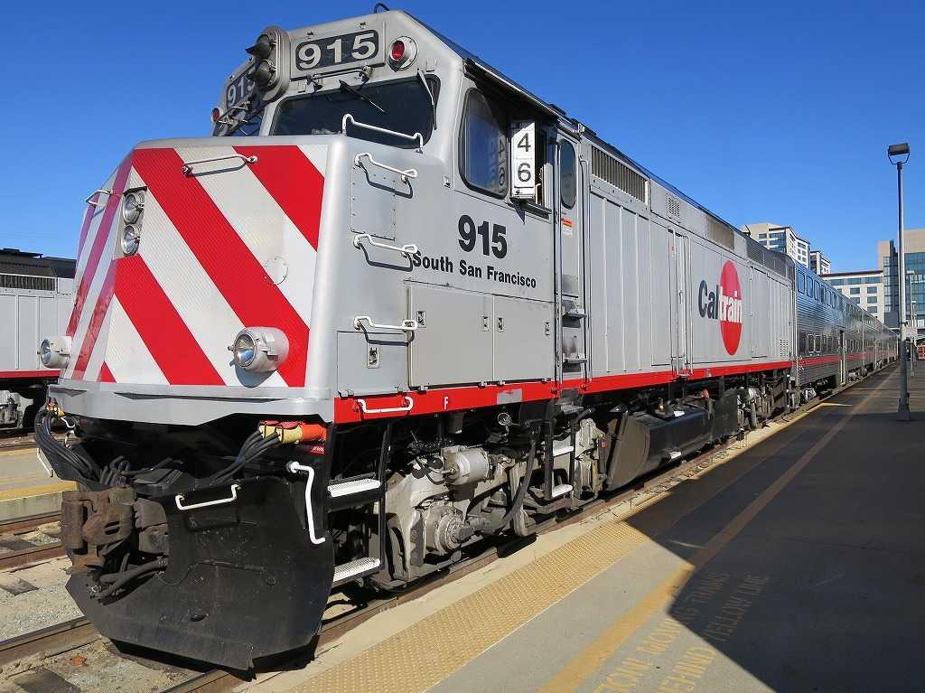 Caltrain 915(カルトレイン 915)