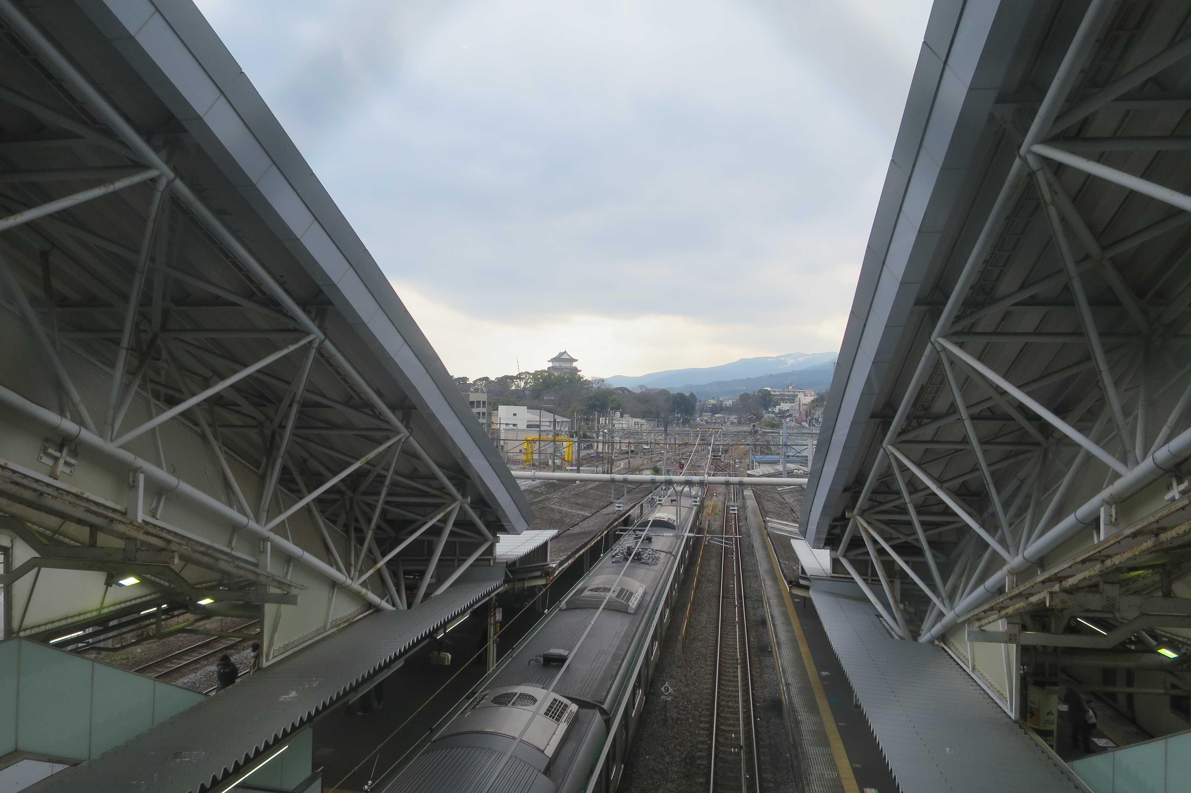 JR小田原駅