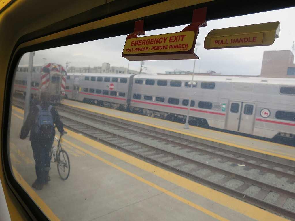 カルトレイン・サンフランシスコ駅