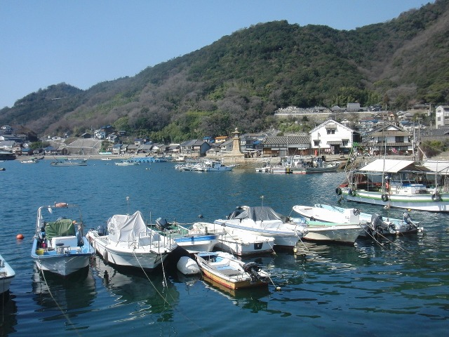 鞆港(広島県福山市)