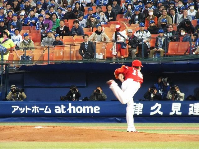 マエケン(前田健太)の投球フォーム その8