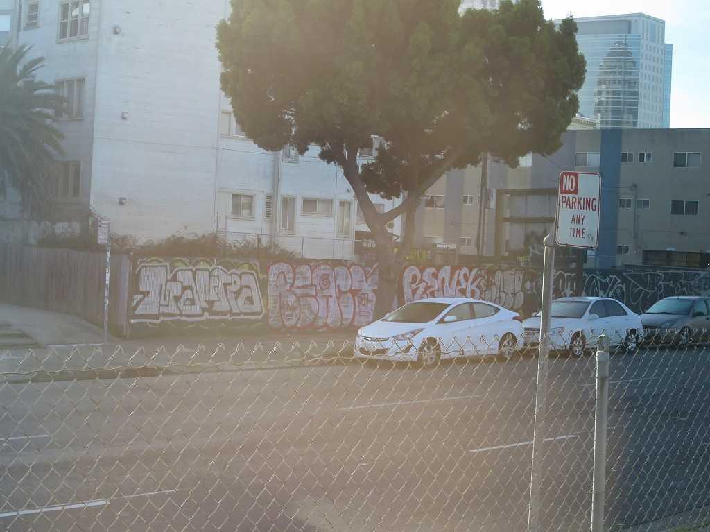 全米屈指の犯罪都市 - オークランド(Oakland)