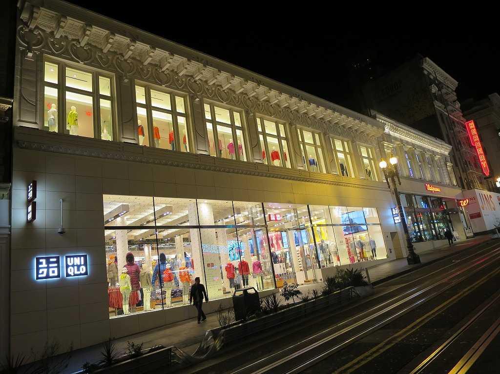 ユニクロ・サンフランシスコ(ユニオンスクエア)店
