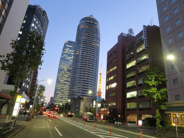 愛宕グリーンヒルズフォレストタワー(東京都港区)
