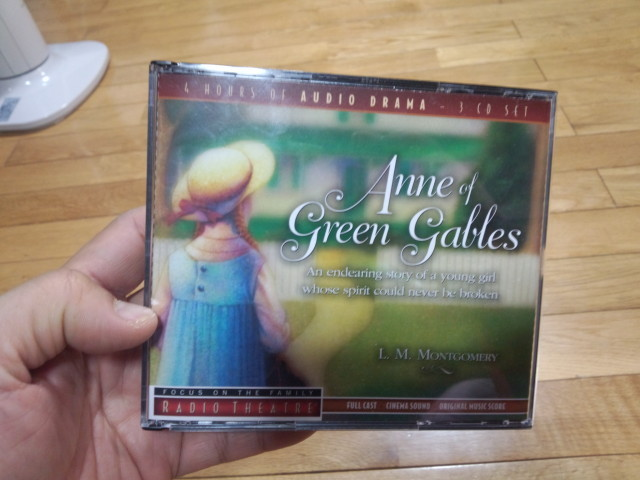 CD - Anne of Green Gables(赤毛のアン)
