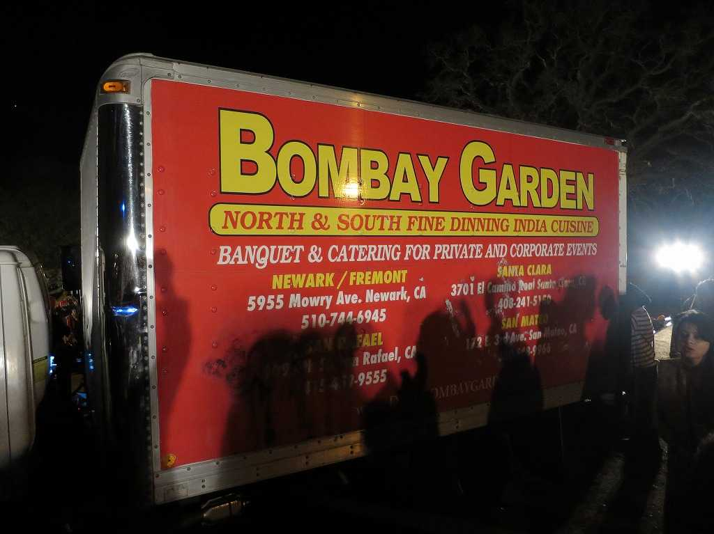 インド料理店 Bombay Garden