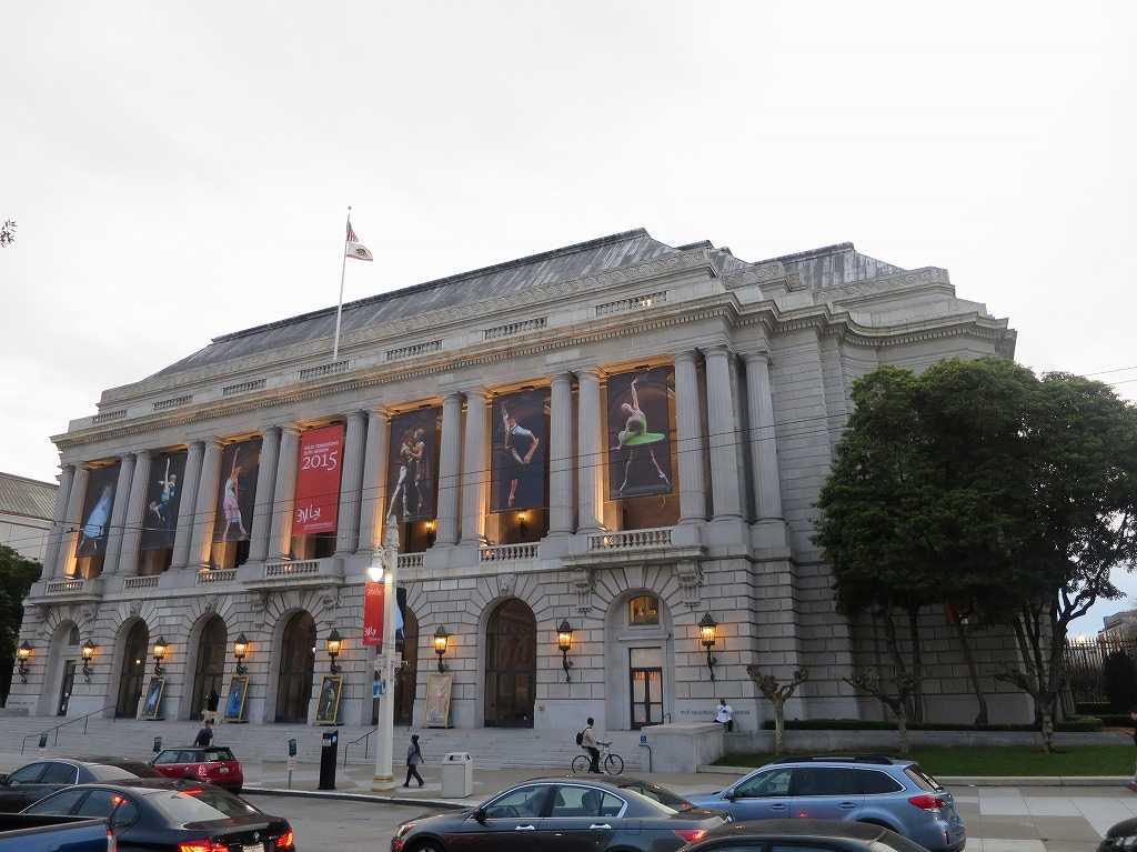 サンフランシスコ・オペラハウス