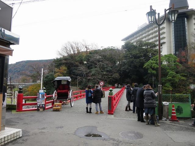 箱根湯本 あじさい橋