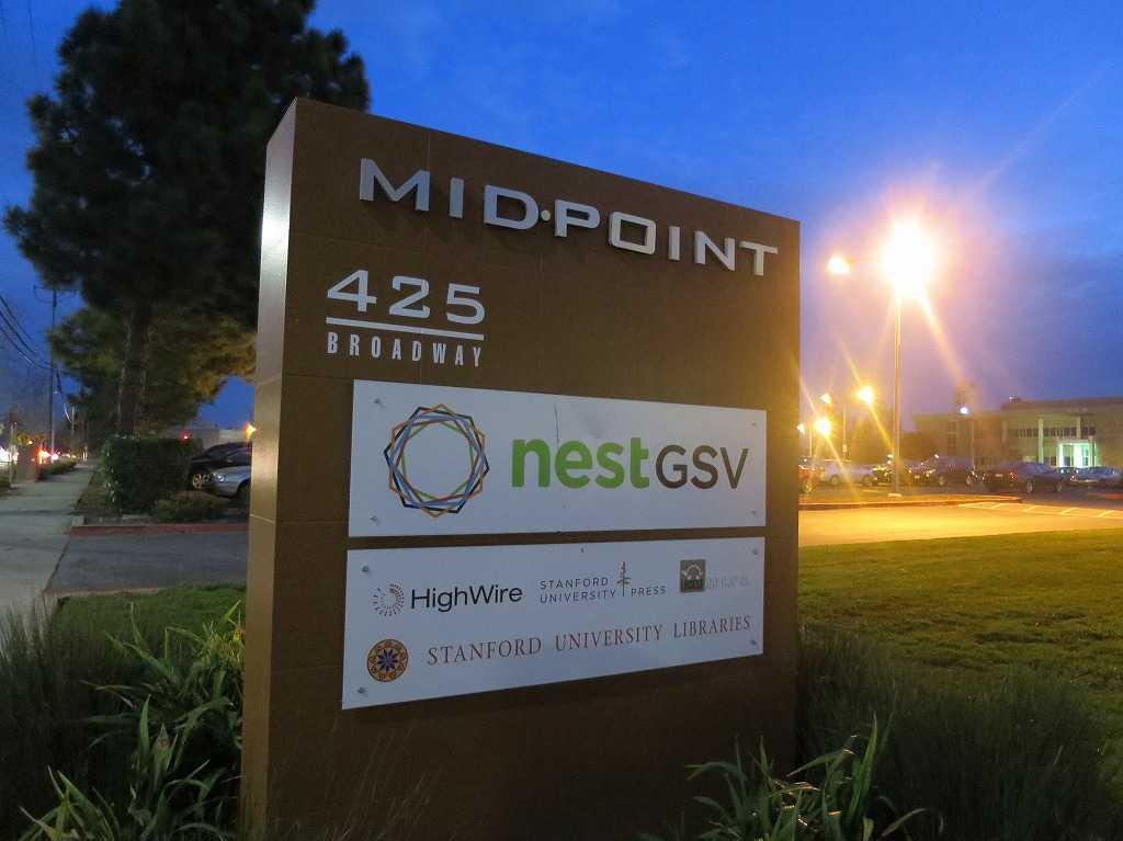 レッドウッドシティ - nestGSV