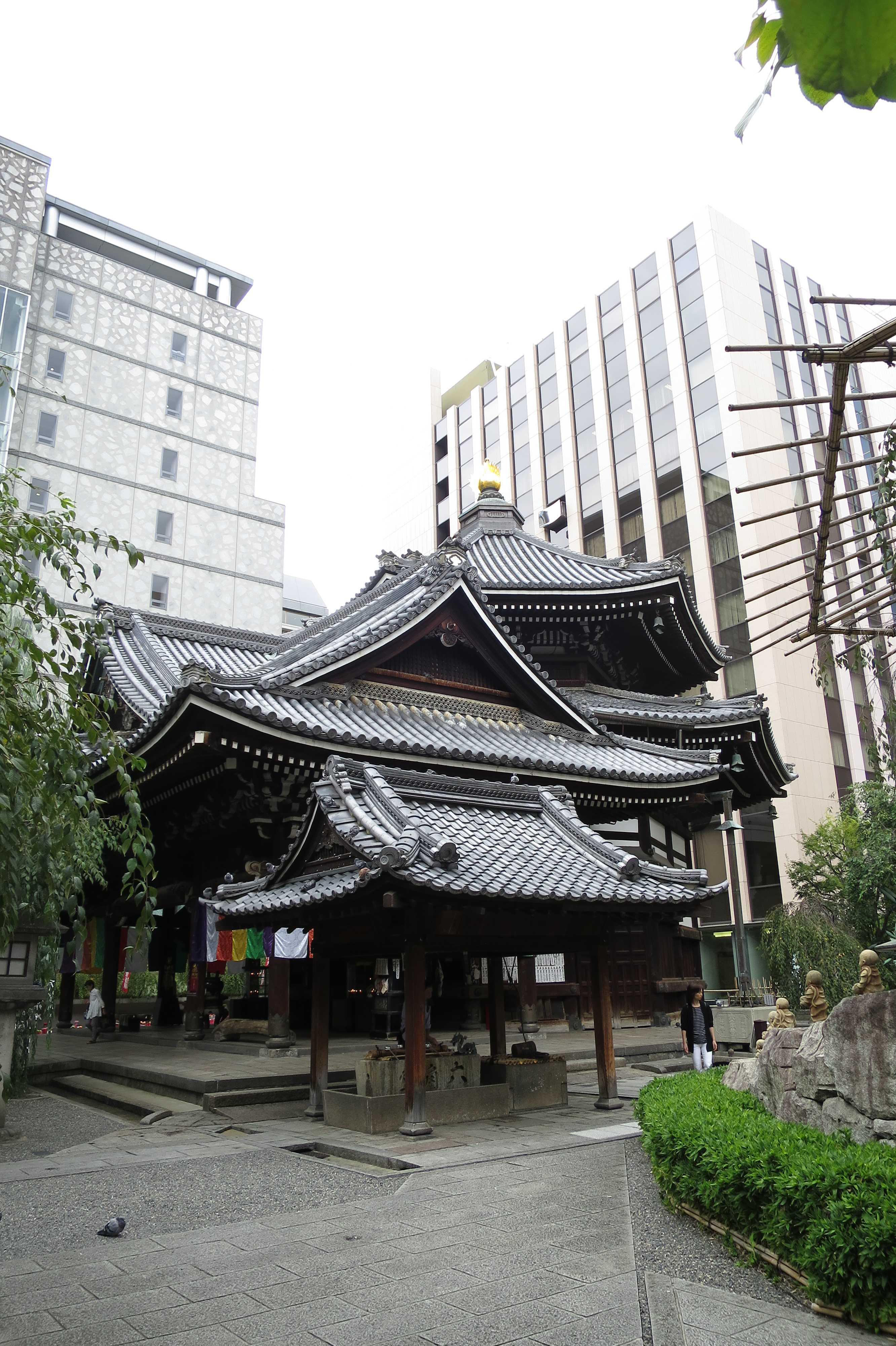 六角さん(京都市中央区)