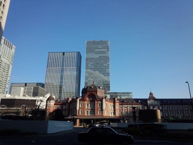 JR東京駅丸の内駅舎