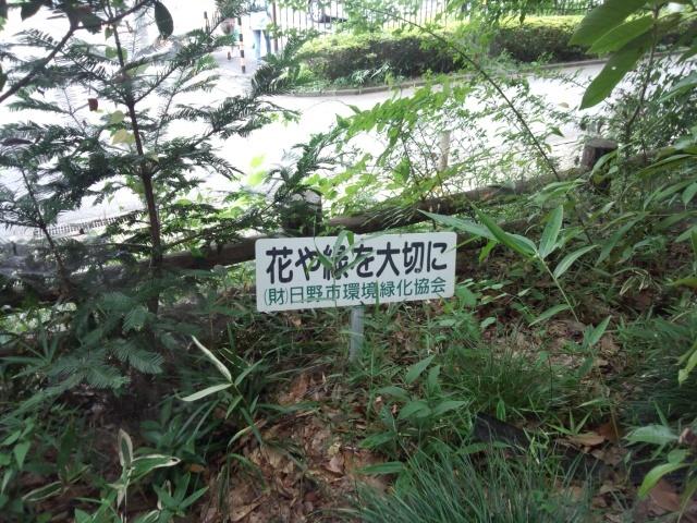 花や緑を大切に - (財)日野市環境緑化協会