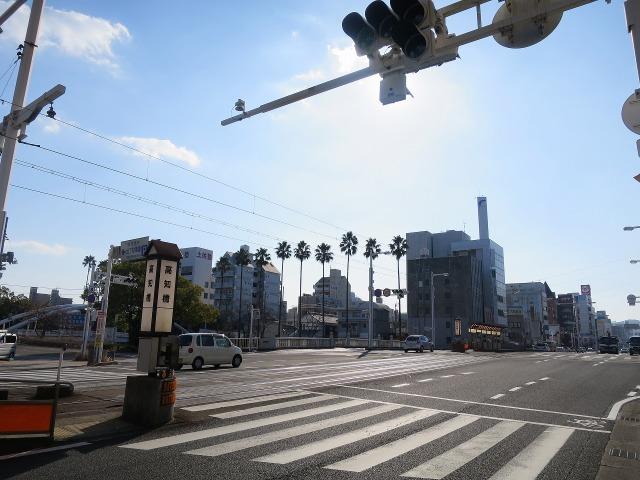 高知橋停留場駅