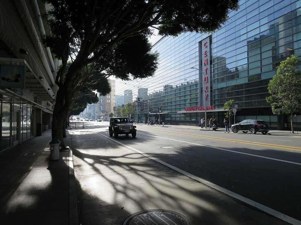 サンフランシスコ - ジープ(ミッション・ストリート)