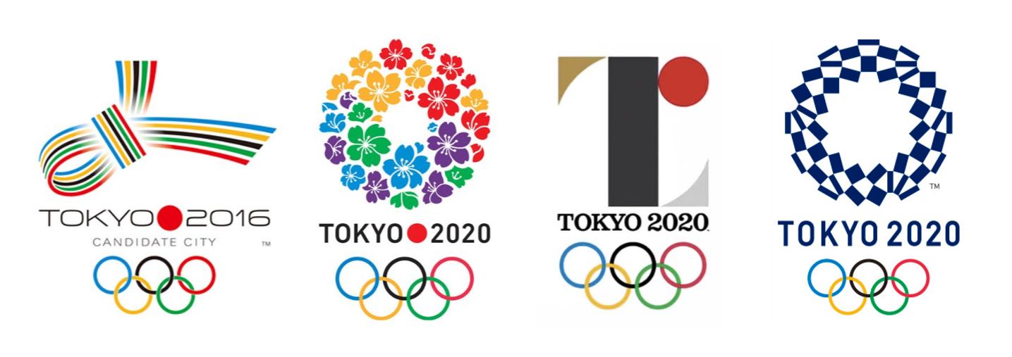2020年東京五輪エンブレム「組市松紋」