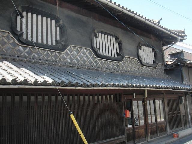 鞆の古い家