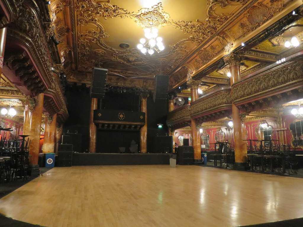 サンフランシスコ - グレート・アメリカン・ミュージックホール(Great American Music Hall)
