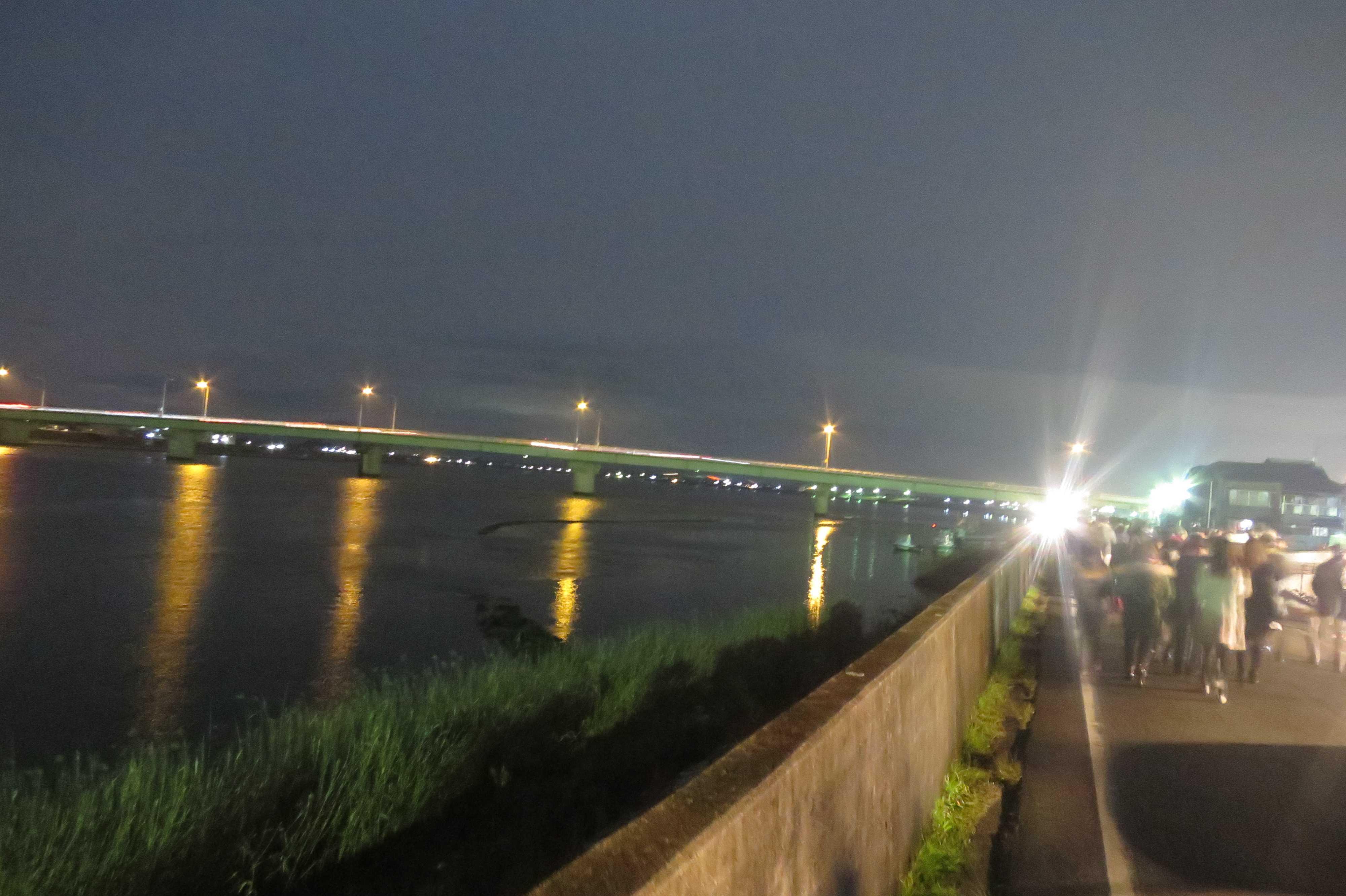 西大寺会陽 - 吉井川
