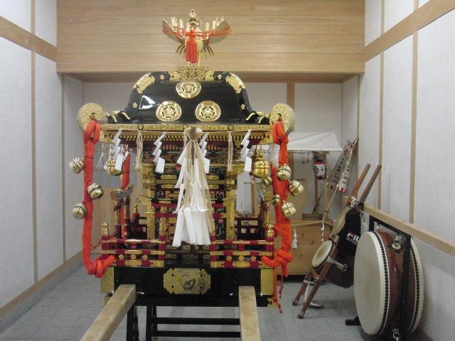 尾道ベッチャー祭りの山車