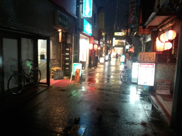 JR西国分寺駅 北口