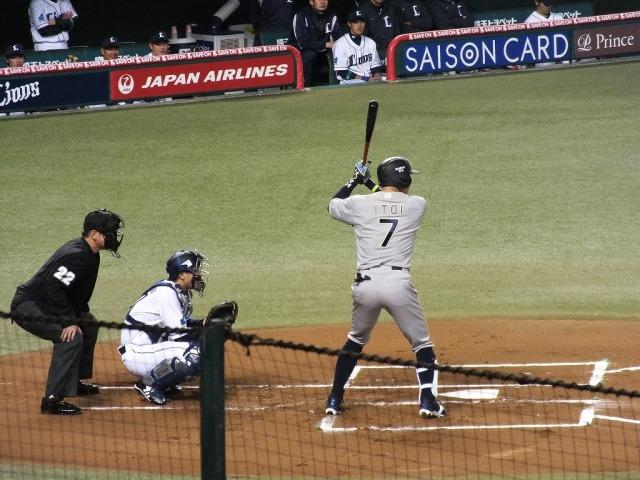 日本球界最高の外野手 オリックスの糸井