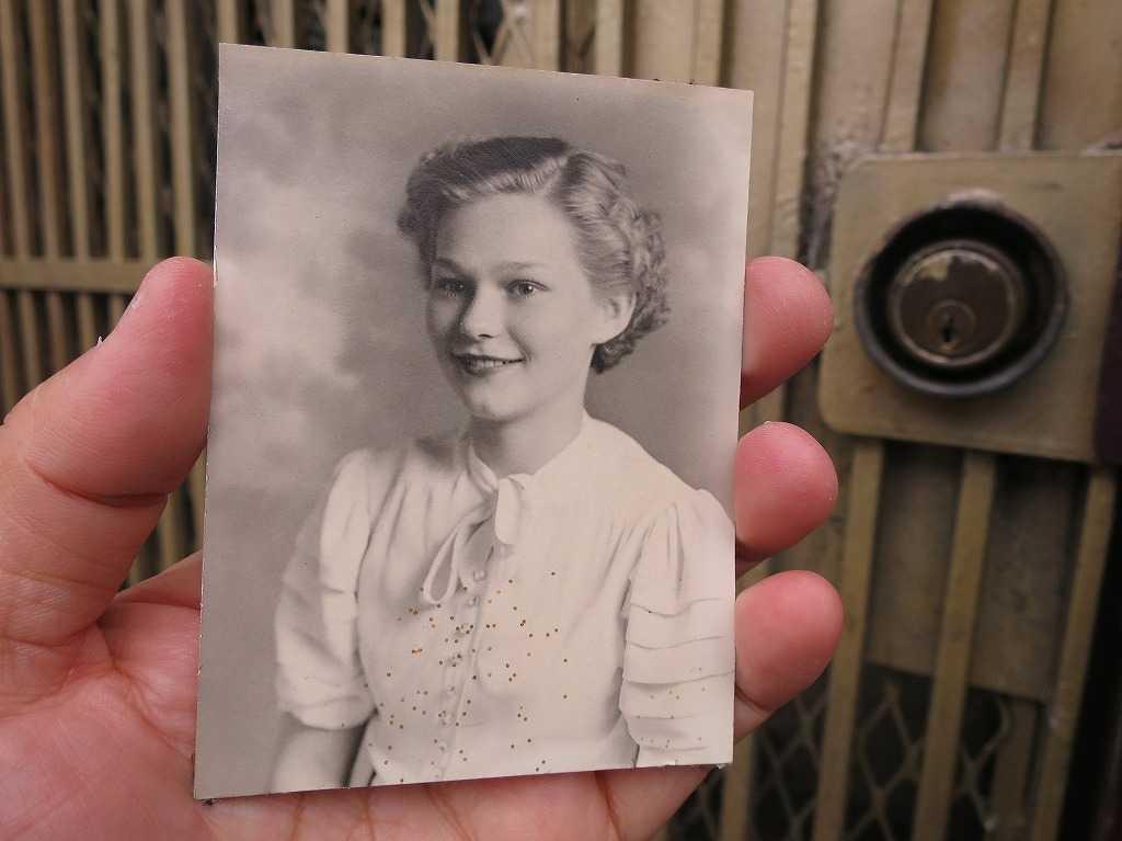 アメリカの古い写真