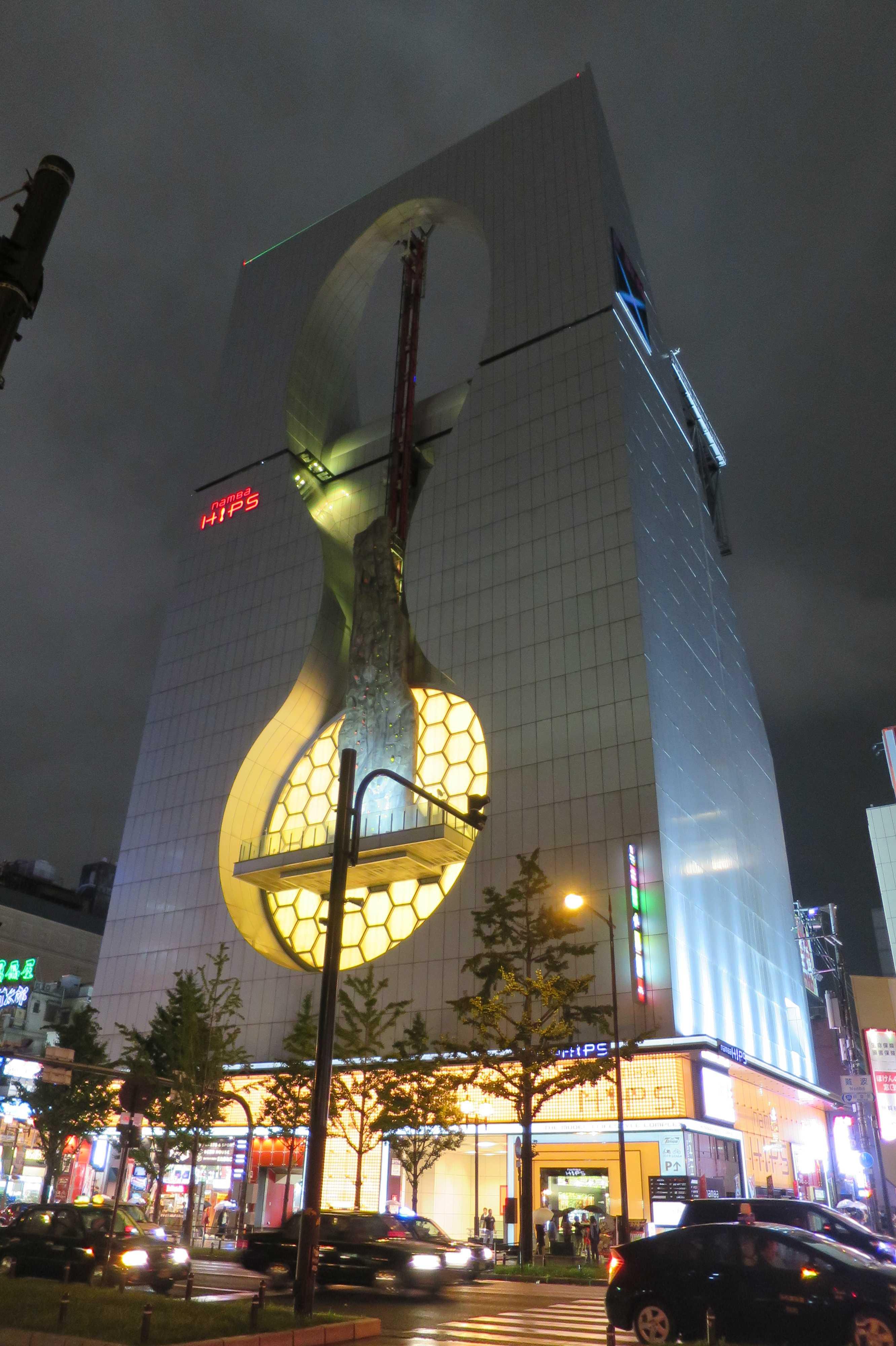 大阪・道頓堀 - namBa HIPS/なんばヒップス