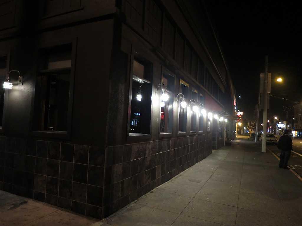サンフランシスコ - 夜の徘徊