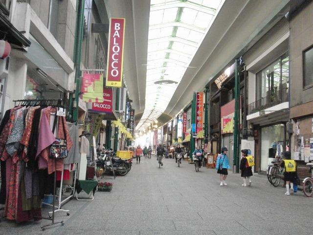 尾道本通り(本通り商店街)