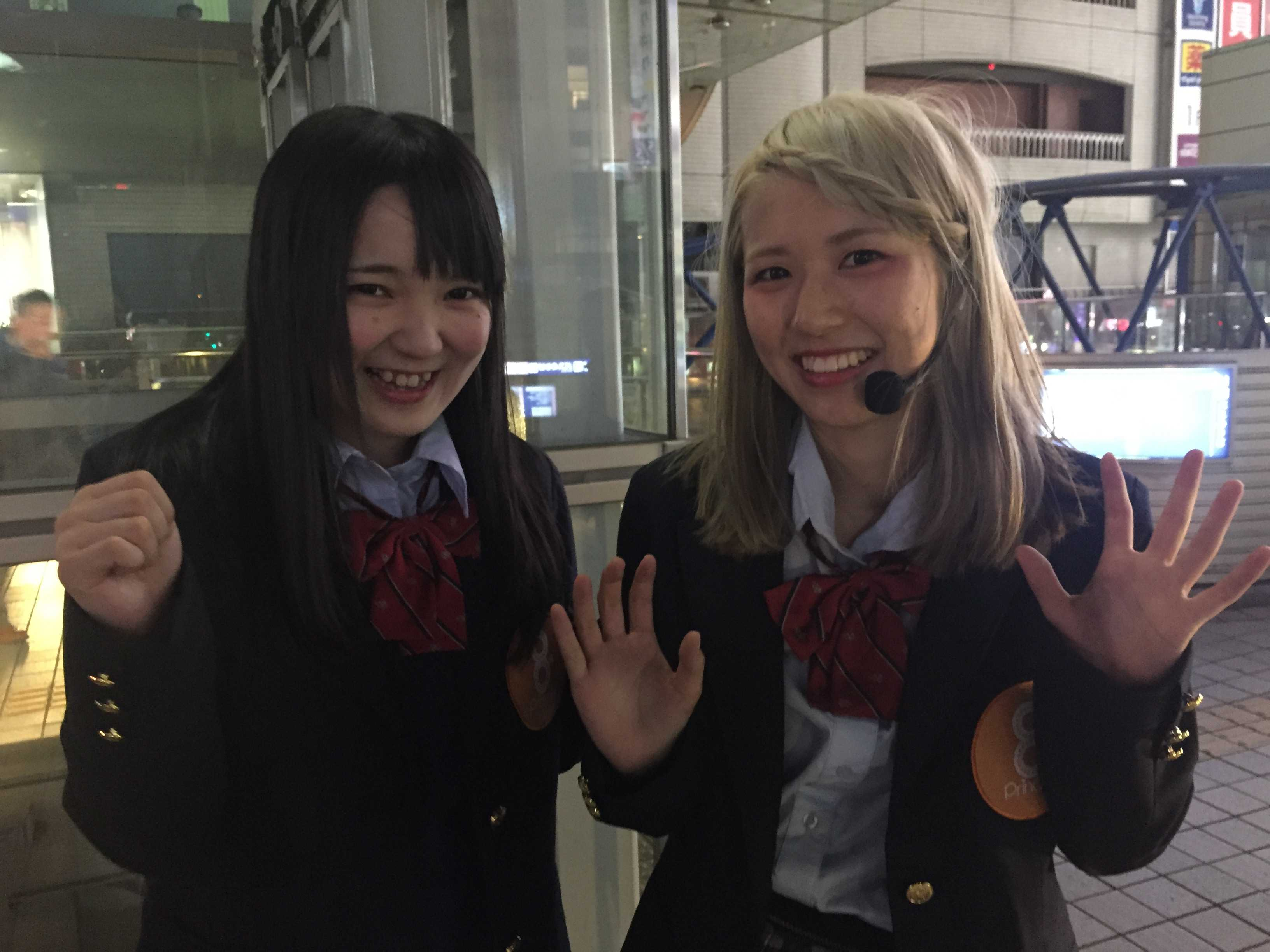 8princess・佐々木なおみ&白岩愛乃ちゃん