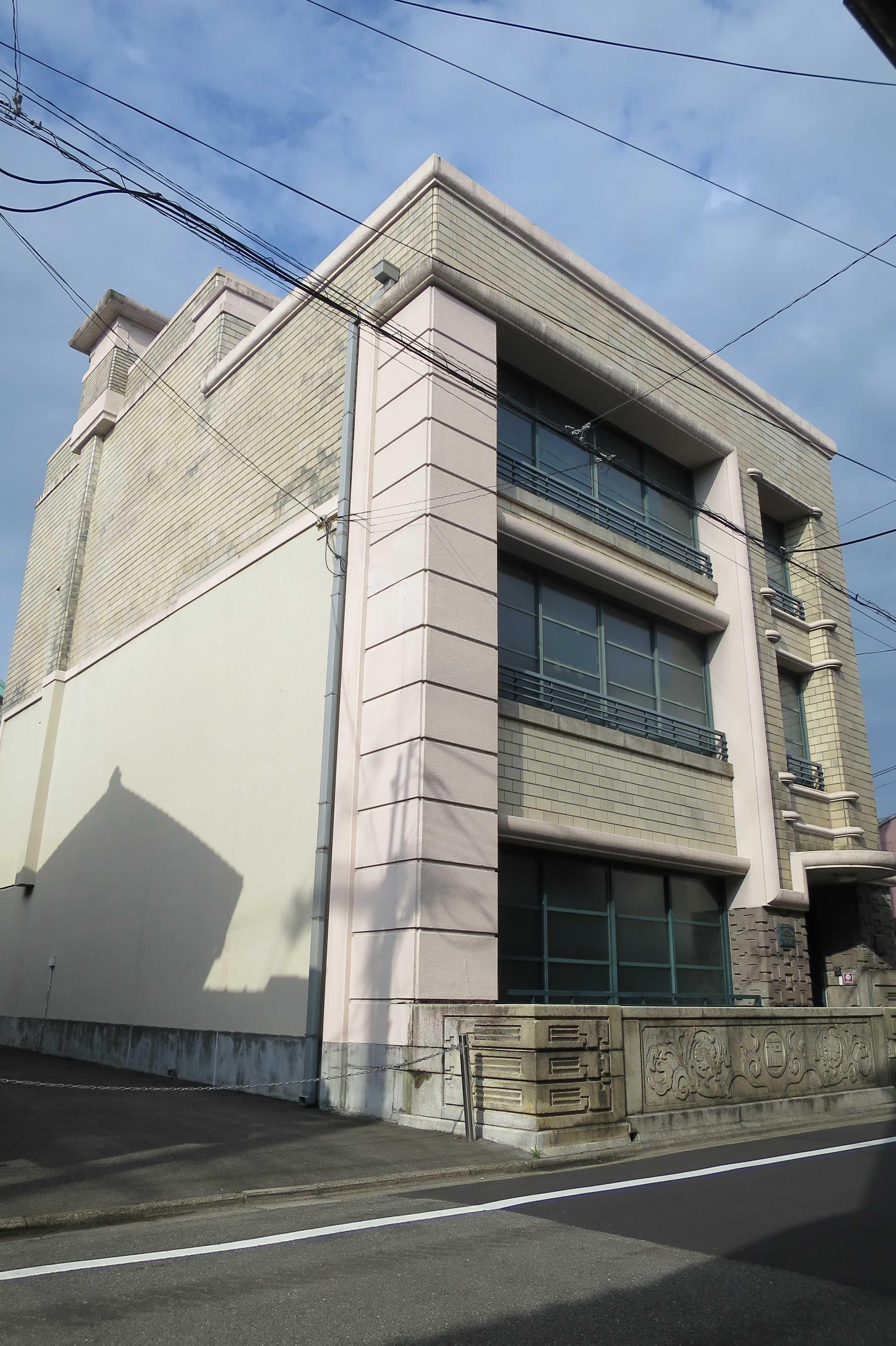 京都・五条 - 山内任天堂 旧本社社屋